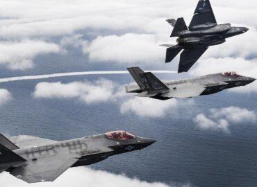 Винищувачам F-35 перенесли фінальний іспит