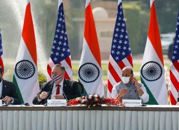 США відкриють Індії військові секрети