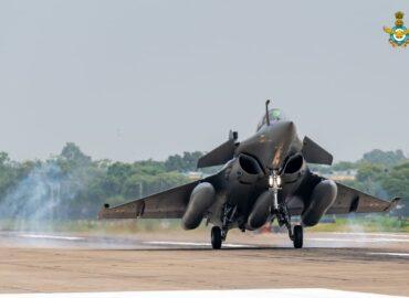 Індія отримала нові винищувачі з Франції