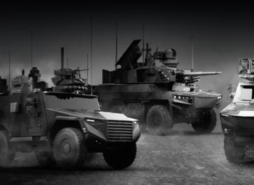 Другий транш бойових машин для програми «Скорпіон»