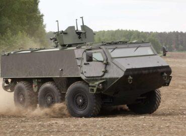 Patria розробить єдину транспортну систему для Фінляндії та Латвії
