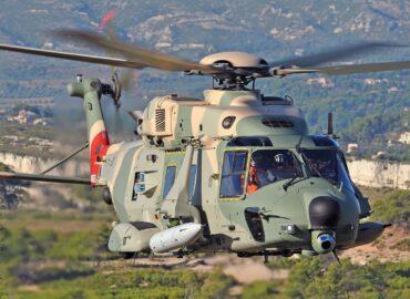 Спецназ Франції отримає вертоліт NH90