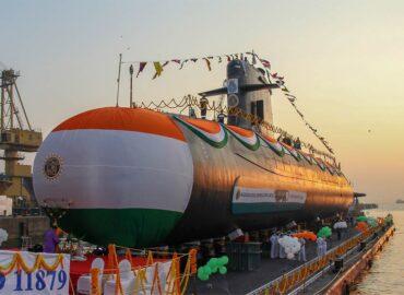 Vagir: п'ята «Скорпена» індійського флоту