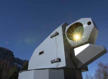 Rheinmetall розробить бойовий лазер для німецької армії