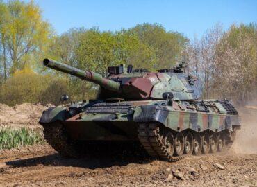 У НАТО розповіли про заробіток на списаних танках Leopard 1