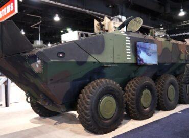 Новий бронетранспортер американських морпіхів отримав потужне озброєння