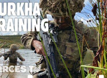 Як гуркхи стають британськими солдатами