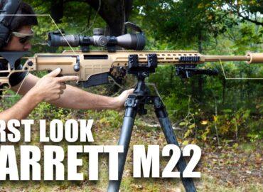 Американський спецназ озброїться новими гвинтівками від Barrett
