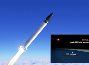Кораблі навчилися збивати міжконтинентальні балістичні ракети