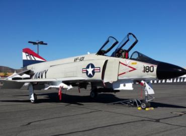 Легендарний винищувач F-4 Phantom виставлений на продаж