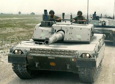 Італія запропонувала Польщі спільну розробку нового танка