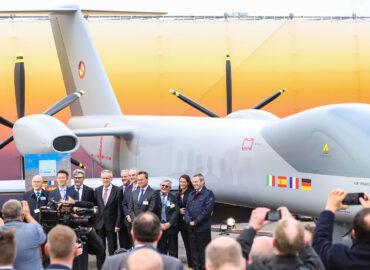 Європейський безпілотник готовий до виробництва