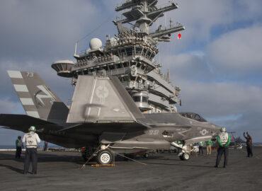 Винищувач F-35C морської піхоти визнали боєготовим