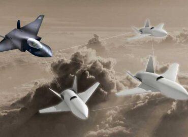 ВПС Великобританії тестують можливості рою дронів для прориву ППО