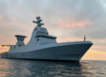 Ізраїльський флот отримав нового флагмана
