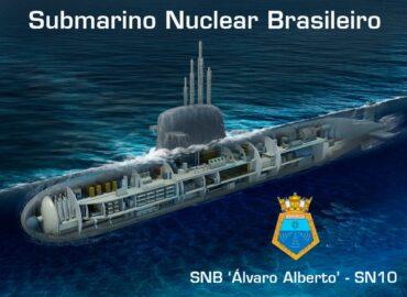 Бразилія планує побудувати атомну субмарину