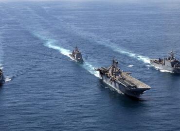 Десантні кораблі ВМС США змінюють свою роль