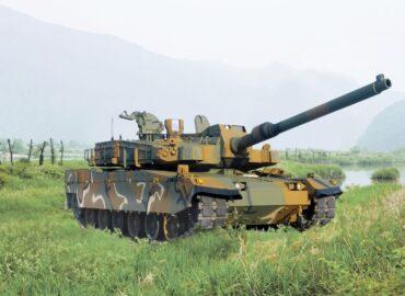 Південна Корея замовила третю партію танків Black Panther