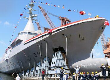 Єгипет побудував свій перший військовий корабель