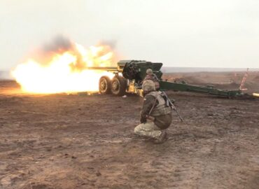 В Україні випробували новий тип снарядів для ЗСУ
