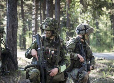Швеція озброюється