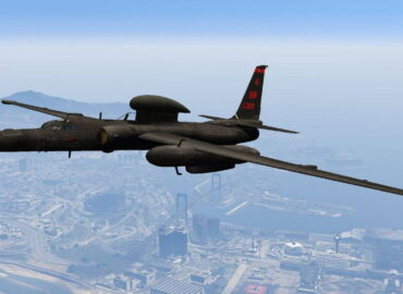 Літак-розвідник U-2 ВПС США виконав політ зі штучним інтелектом