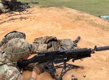 Глушник для кулемета М240 пройшов перші тести