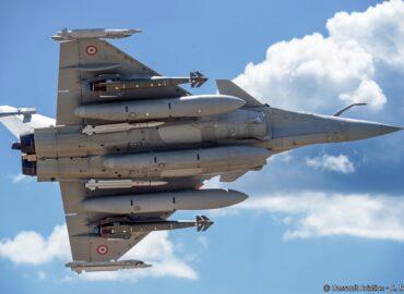 Франція запропонувала Індії збірку винищувачів Rafale