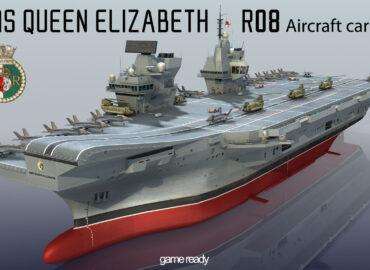 HMS Queen Elizabeth приведена в бойову готовність