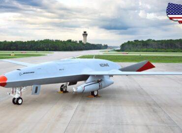 MQ-25 Stingray: дрон-заправник майже готовий