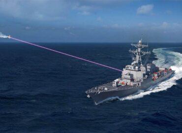 Американський флот готує «лазерний есмінець»