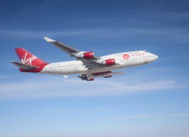 Компанія Virgin Orbit відкрила «нові ворота в космос»