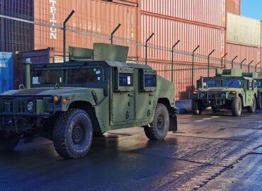 США передали Україні чергову партію військової допомоги