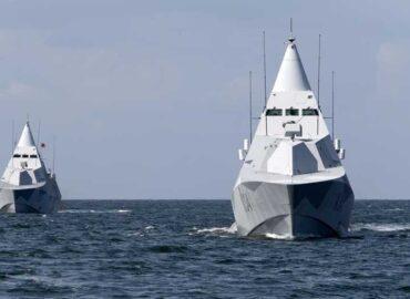 Шведські кораблі-невидимки отримають нову версію