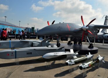 Туреччина запустила виробництво важких ударних дронів