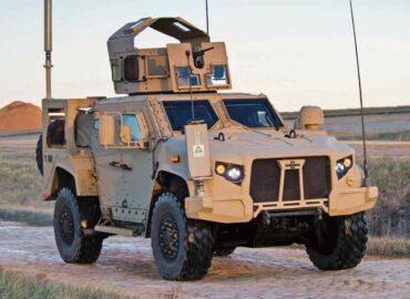 Десять тисяч нащадків Humvee