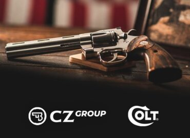 Злиття легенд: Česká zbrojovka купила американський Colt