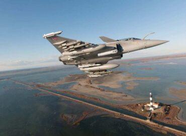 Французькі ВПС отримають нові винищувачі замість проданих Греції
