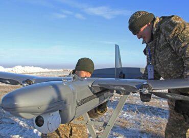 У Казахстані розробили розвідувальний безпілотник