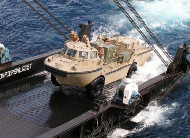 Австралія посилить свої десантні можливості на море
