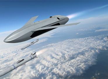 США розробляють безпілотник-ракетоносець
