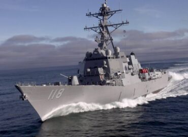ВМС США готуються прийняти на озброєння 69-ї есмінець типу Arleigh Burke
