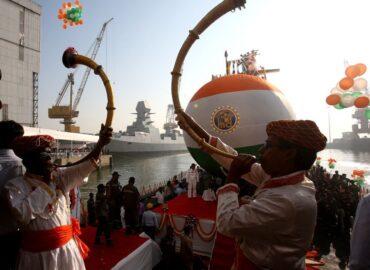 Індійський флот отримав третю «скорпену»