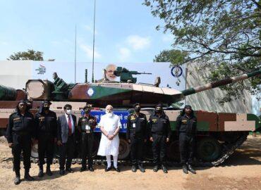 Індія озброюється оновленими танками Arjun