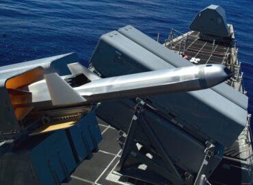Норвезькі ракети полюбилися американському флоту