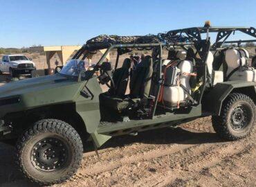 Машини для американської піхоти пішли на випробування
