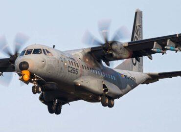 Airbus тестує ударний літак на базі транспортника C295
