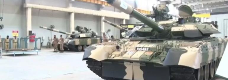 Україна відремонтує танки Т-80УД армії Пакистану