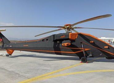 Туреччина розробляє безпілотний ударний вертоліт